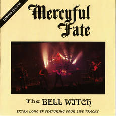 CD MERCYFUL FATE - THE BELL WITCH (NOVO/LACRADO)