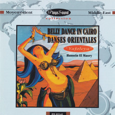 CD HUSSEIN EL MASRY - BELLY DANCE IN CAIRO (USADO)