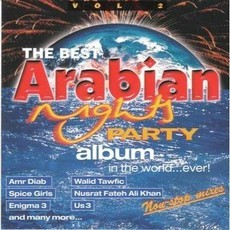 CD ARABIAN NIGHS - THE BEST ARABIAN NIGHTS PARTY... VOL.2 (USADO/IMP)
