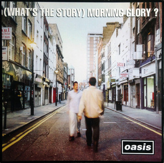 LP OASIS - (WHAT'S THE STORY) MORNING GLORY? (NOVO/LACRADO) LP DUPLO