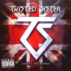CD + DVD TWISTED SISTER - LIVE AT THE ASTORIA (CD+DVD/IMP/NOVO/LACR)