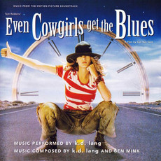 CD K.D. LANG - EVEN COWGIRLS GET THE BLUES (USADO/IMP)