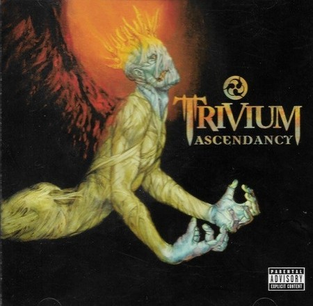CD TRIVIUM - ASCENDANCY (USADO/IMP)