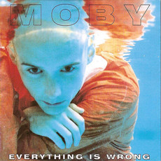 CD MOBY - EVERYTHING IS WRONG (USADO)