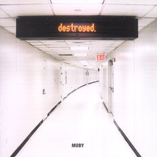 CD MOBY - DESTROYED (USADO)