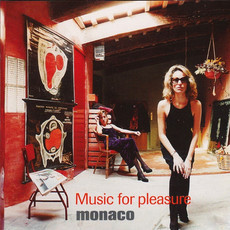 CD MONACO - MUSIC FOR PLEASURE (USADO)