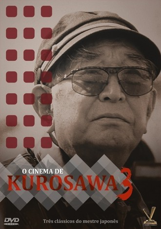 DVD O CINEMA DE KUROSAWA VOL.3 (3 DVDS + 6 CARDS/NOVO/LACRADO)