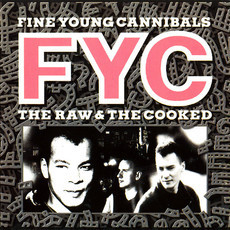 CD FINE YOUNG CANNIBALS - THE RAW & THE COOKED (USADO/IMP)