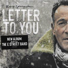 CD BRUCE SPRINGSTEEN - LETTER TO YOU (NOVO/LACRADO) IMPORTADO