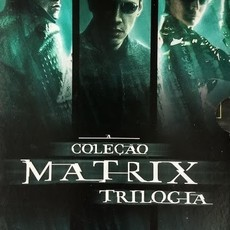 DVD BOX MATRIX - TRILOGIA (USADO)