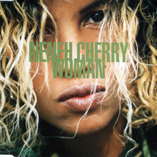 CD NENEH CHERRY - WOMAN (USADO/IMP) (CD SINGLE)