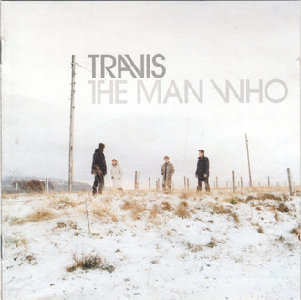 CD TRAVIS - THE MAN WHO (USADO/IMP)