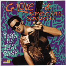 CD G. LOVE & SPECIAL SAUCE - YEAH, IT'S THAT EASY (USADO/IMP)