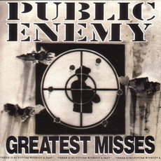 CD PUBLIC ENEMY - GREATEST MISSES (USADO)