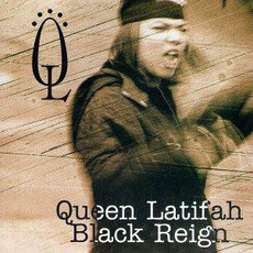 CD QUEEN LATIFAH - BLACK REIGN (USADO/IMP)