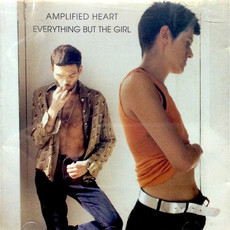 CD EVERYTHING BUT THE GIRL - AMPLIFIED HEART (USADO)