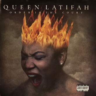 CD QUEEN LATIFAH - ORDER IN THE COURT (USADO/IMP)