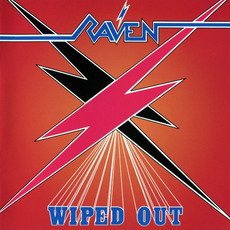 CD RAVEN - WIPED OUT (NOVO/LACRADO)