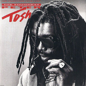 CD PETER TOSH - THE TOUGHEST (USADO/IMP)