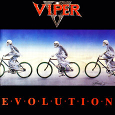 CD VIPER - EVOLUTION  (NOVO/LACRADO/SLIPCASE)