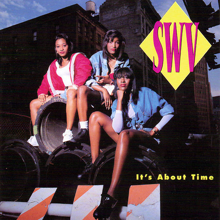 CD SWV - IT'S ABOUT TIME (USADO/IMP)