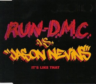 CD RUN-D.M.C. VS. JASON NEVINS - IT'S LIKE (USADO/IMP) (CD SINGLE)