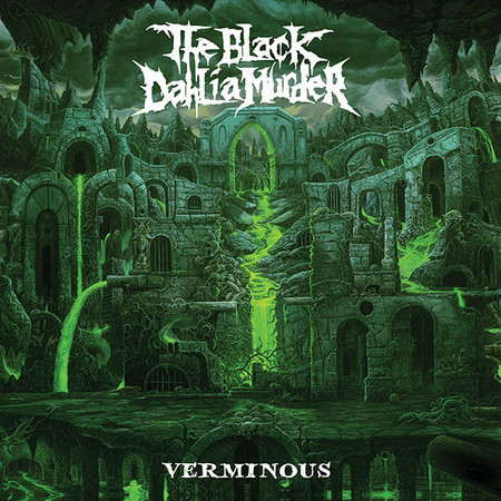 CD THE BLACK DAHLIA MURDER - VERMINOUS (NOVO/LACRADO)
