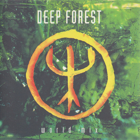 CD DEEP FOREST - WORLD MIX (USADO/IMP)
