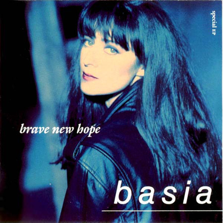 CD BASIA - BRAVE NEW HOPE (USADO/IMP)