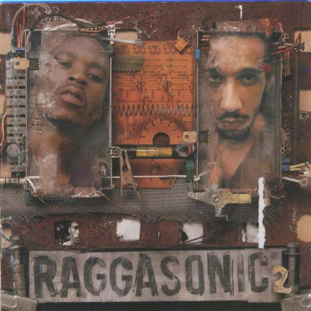 CD RAGGASONIC - RAGGASONIC2 (USADO/IMP)