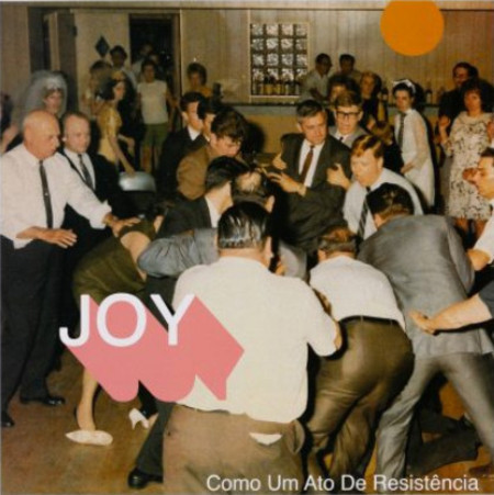 LP IDLES - JOY AS AN ACT OF RESISTANCE (VINIL COLORIDO) (NOVO)