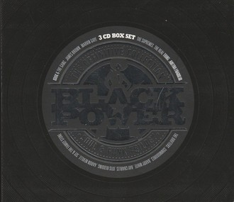 CD BOX VÁRIOS BLACK POWER - THE DEFINITIVE (USADO)