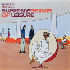 CD SUPREME BEINGS OF LEISURE - SUPREME BEINGS OF LEISURE (USADO)