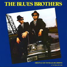 CD THE BLUES BROTHERS - THE BLUES BROTHERS (USADO)