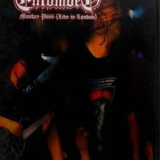 DVD ENTOMBED - MONKEY PUSS (LIVE IN LONDON)  (USADO)