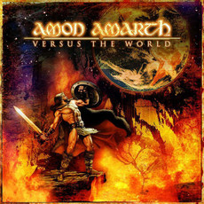 LP AMON AMARTH - VERSUS THE WORLD (NOVO/LACRADO/IMP) 180g