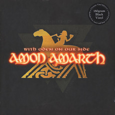 LP AMON AMARTH - WITH ODEN ON OUR SIDE (NOVO/LACRADO/IMP) 180g