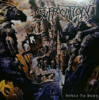 LP SUFFOCATION - SOULS TO DENY (NOVO) 180g
