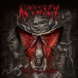 LP AUTOPSY - THE TOMB WITHIN (NOVO/LACRADO/IMP)