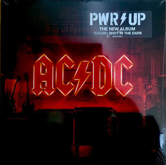 LP AC/DC - PWR/UP (NOVO/LACRADO) 180g