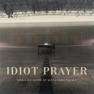 LP NICK CAVE - IDIOT PRAYER: ALONE AT ALEXANDRA PALACE (NOVO/LAC)