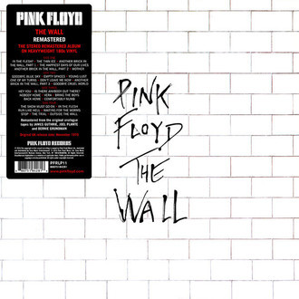 LP PINK FLOYD - THE WALL (NOVO/LACRADO)  LP DUPLO