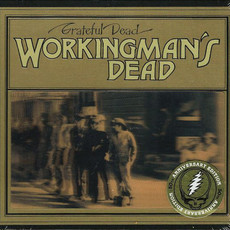 CD GRATEFUL DEAD - WORKINGMAN'S DEAD (NOVO/LACRADO) CD TRIPLO