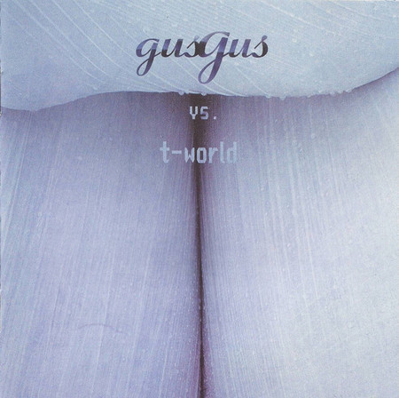 CD GUSGUS - VS. T-WORLD (USADO)