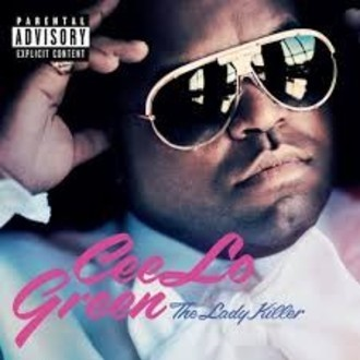 CD CEELO GREEN - THE LADY KILLER (USADO)