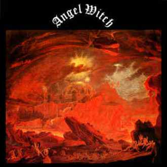 CD ANGEL WITCH - ANGEL WITCH (NOVO/LACRADO/SLIPCASE)