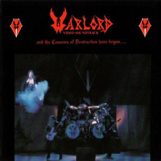 CD WARLORD - AND THE CANNONS OF DESTRUCTION... (NOVO/LACR/SLIPCASE)