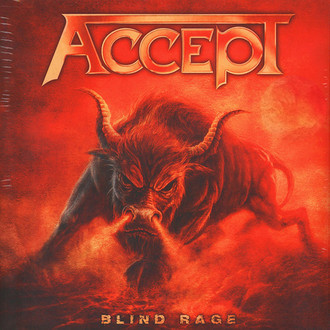 CD ACCEPT - BLIND RAGE (CD+DVD/NOVO/LACRADO)