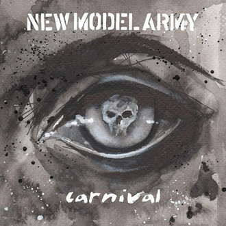 CD NEW MODEL ARMY - CARNIVAL(NOVO/LACRADO)