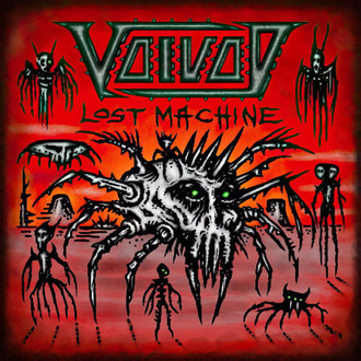 CD VOIVOD - LOST MACHINE (NOVO/LACRADO)